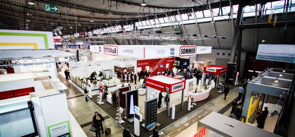 Trade fairs and exhibitions with Groke