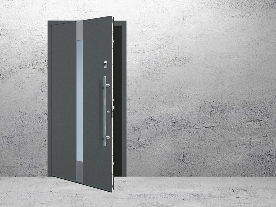 Click the plus sign (+) to find out more about the inidual components & The heart of every Groke door - Groke Türen und Tore GmbH